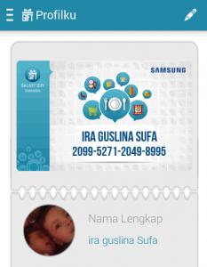 Belanja Irit Samsung Galaxy Gift