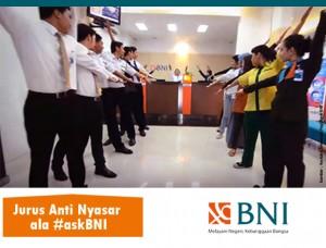 Mau Bertanya Nggak Sesat di Jalan #AskBNI BNI Blogging Competition Twitter @BNI46 #AskBNI