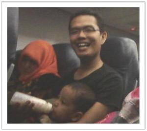 usia bayi naik pesawat Bintang
