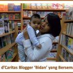 Anita d'Caritas Blogger 'Bidan' yang Bersemangat