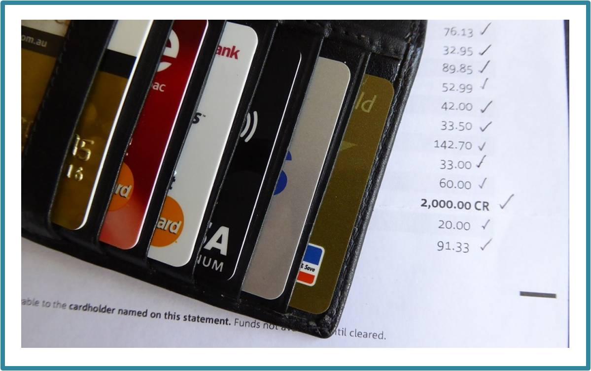 kartu kredit sebagai alat pembayaran