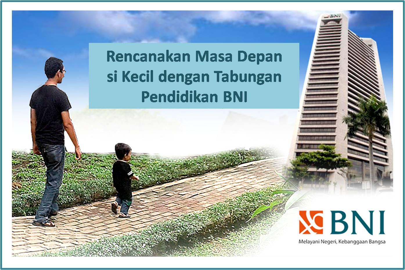masa depan dengan BNI