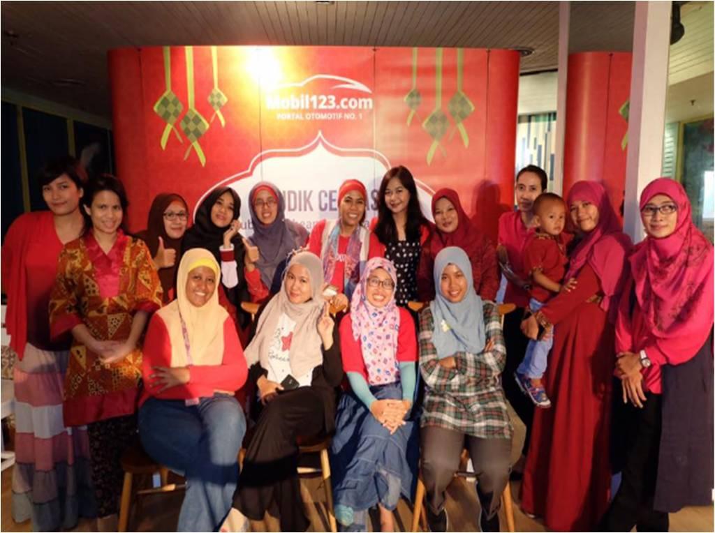 Foto bersama blogger peserta diskusi mudik cerdas, foto by Roosvania