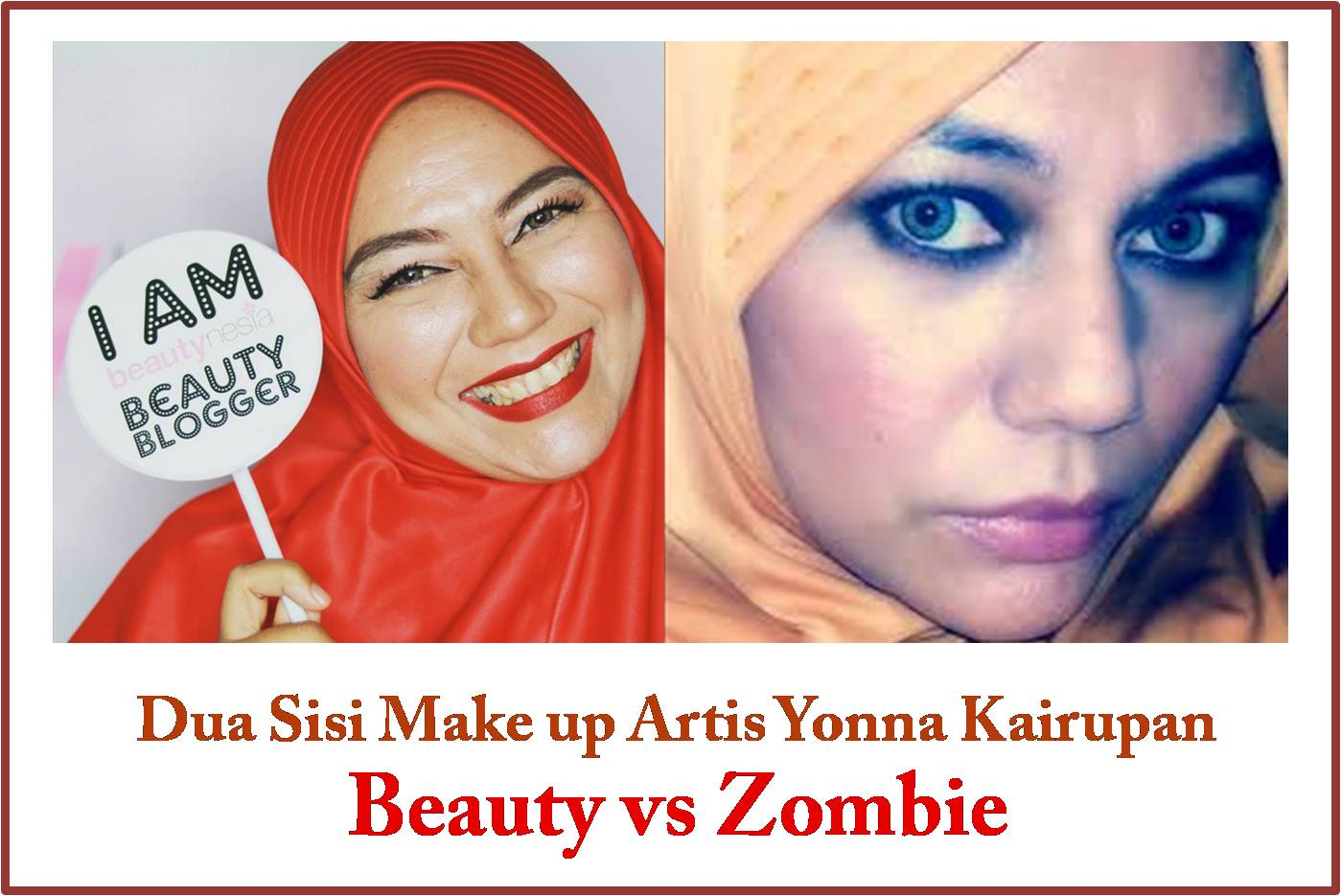 Make Up Artist Yonna Kairupan
