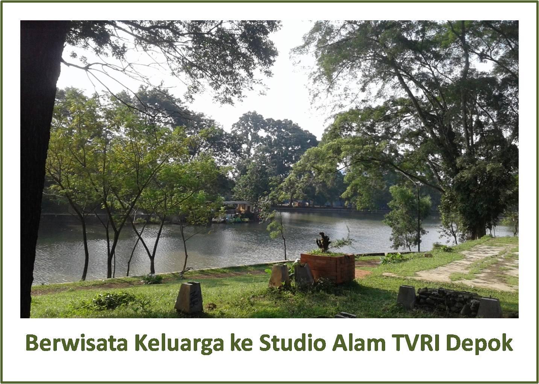 Tempat Wisata Depok Studio Alam TVRI