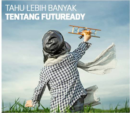 Futuready minimarket asuransi