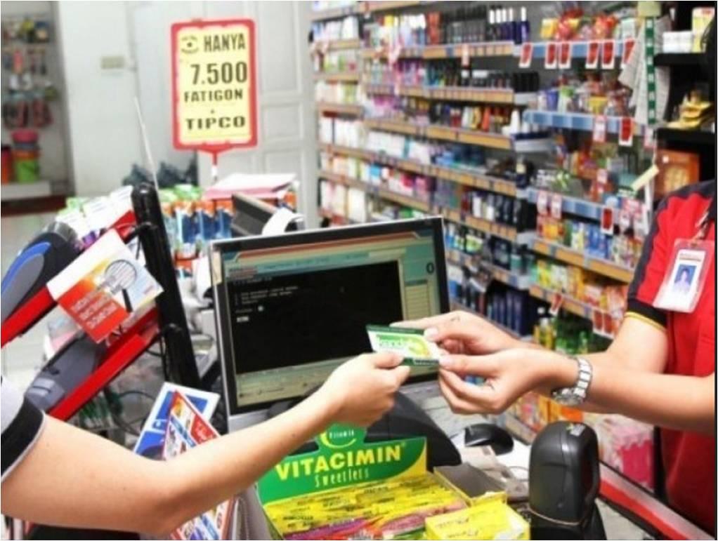 Ada banyak transaksi yang bisa dilakukan di Alfamart. Lebih dari sekadar belanja