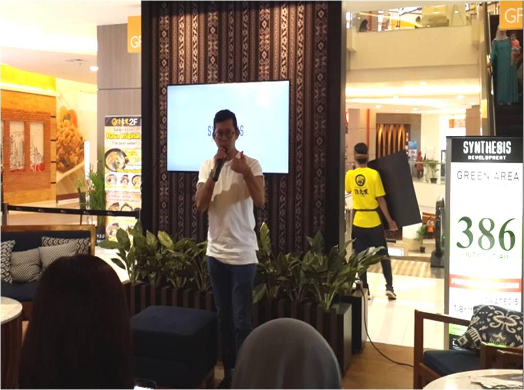 dialog interaktif dengan Alexander Thian, penulis skrip Pusaka Prajawangsa