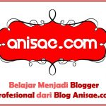 Belajar Menjadi Blogger Profesional dari Blog Anisae.com