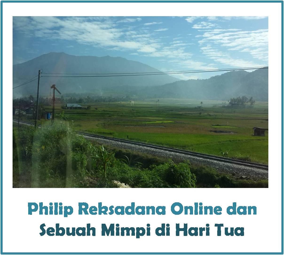Philip Reksadana Online