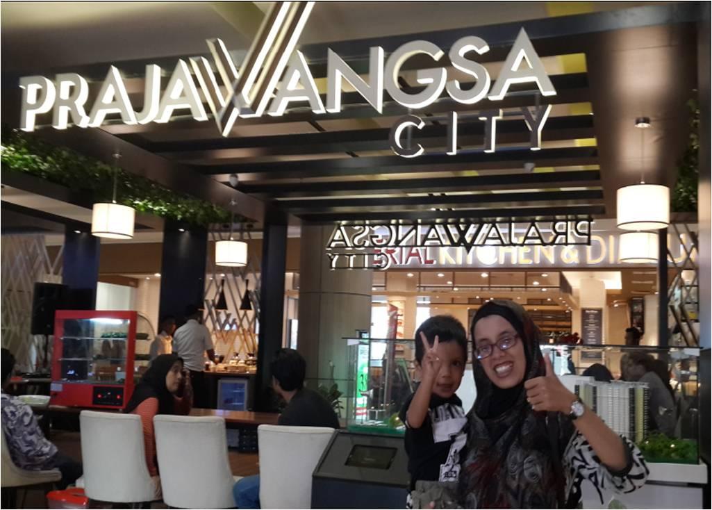 Prajawangsa City mengusung one stop living concept untuk memnajakan penghuni