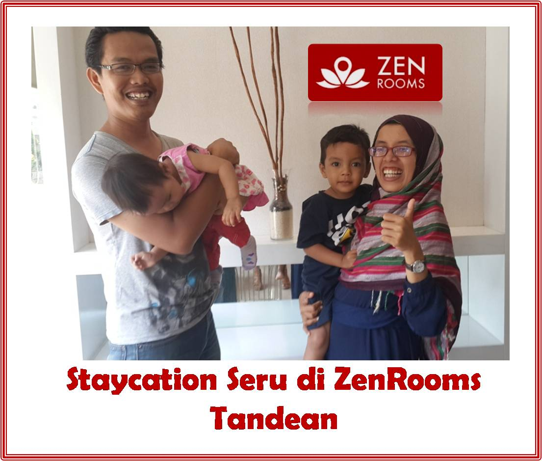 Staycation di ZenRooms