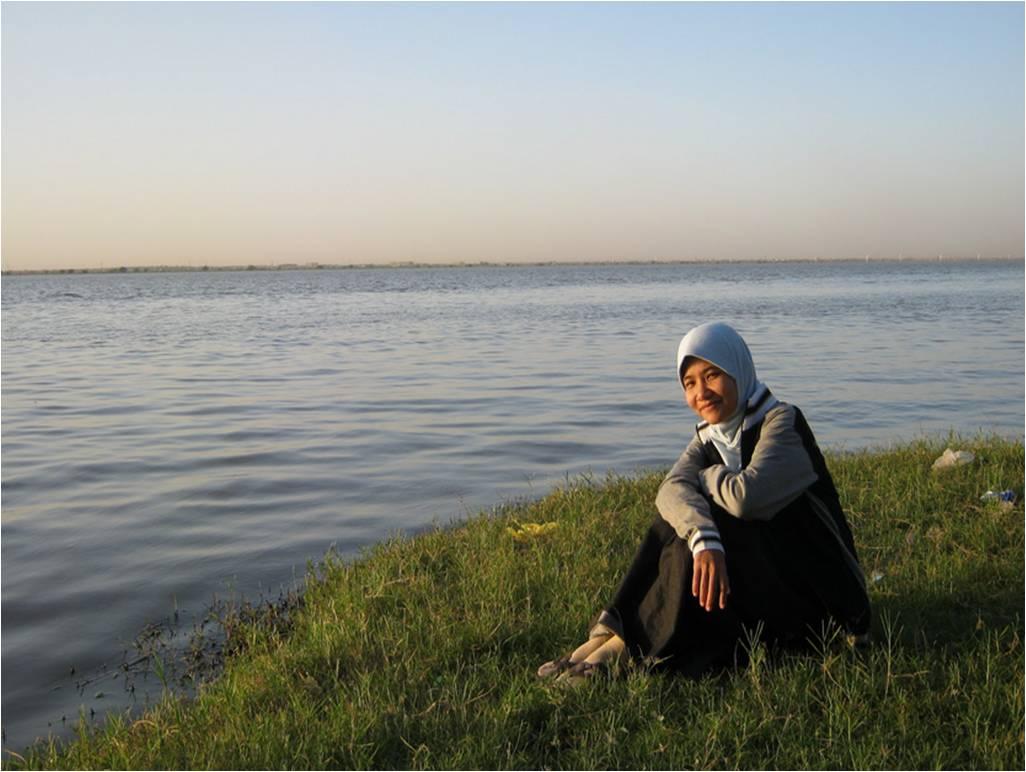 Sungai Nil, tempat segala Rindu