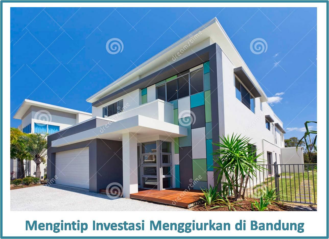 investasi Rumah Dijual di Bandung
