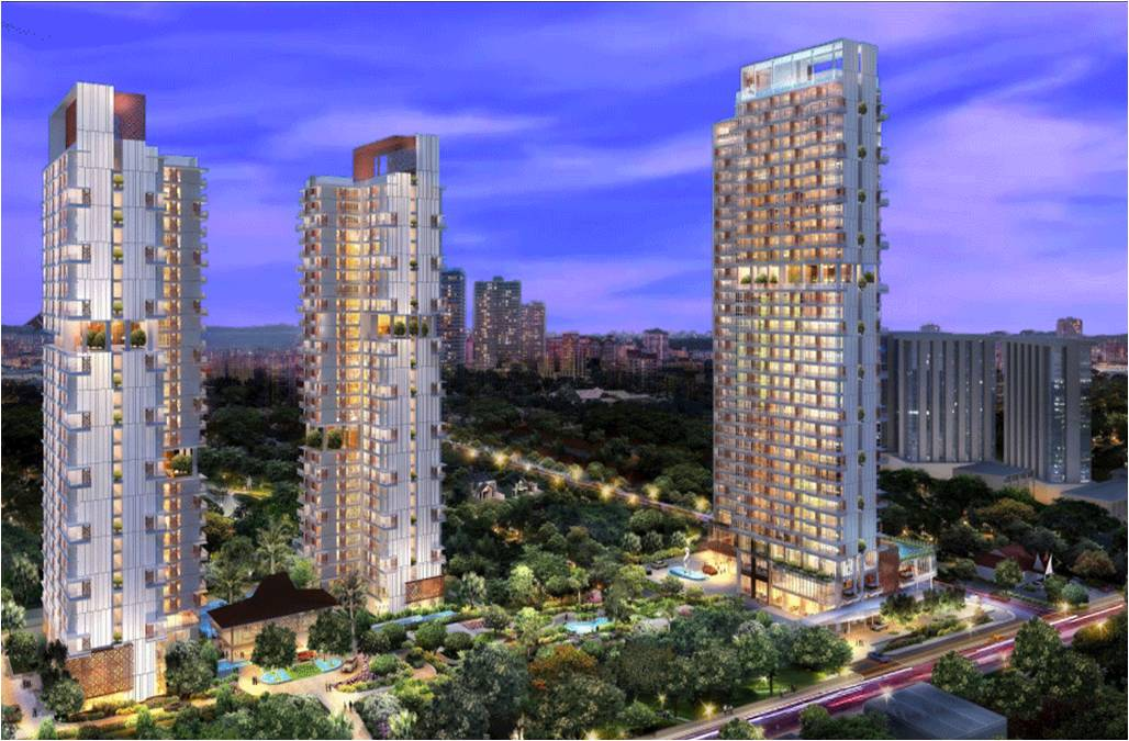 view synthesis residence kemang