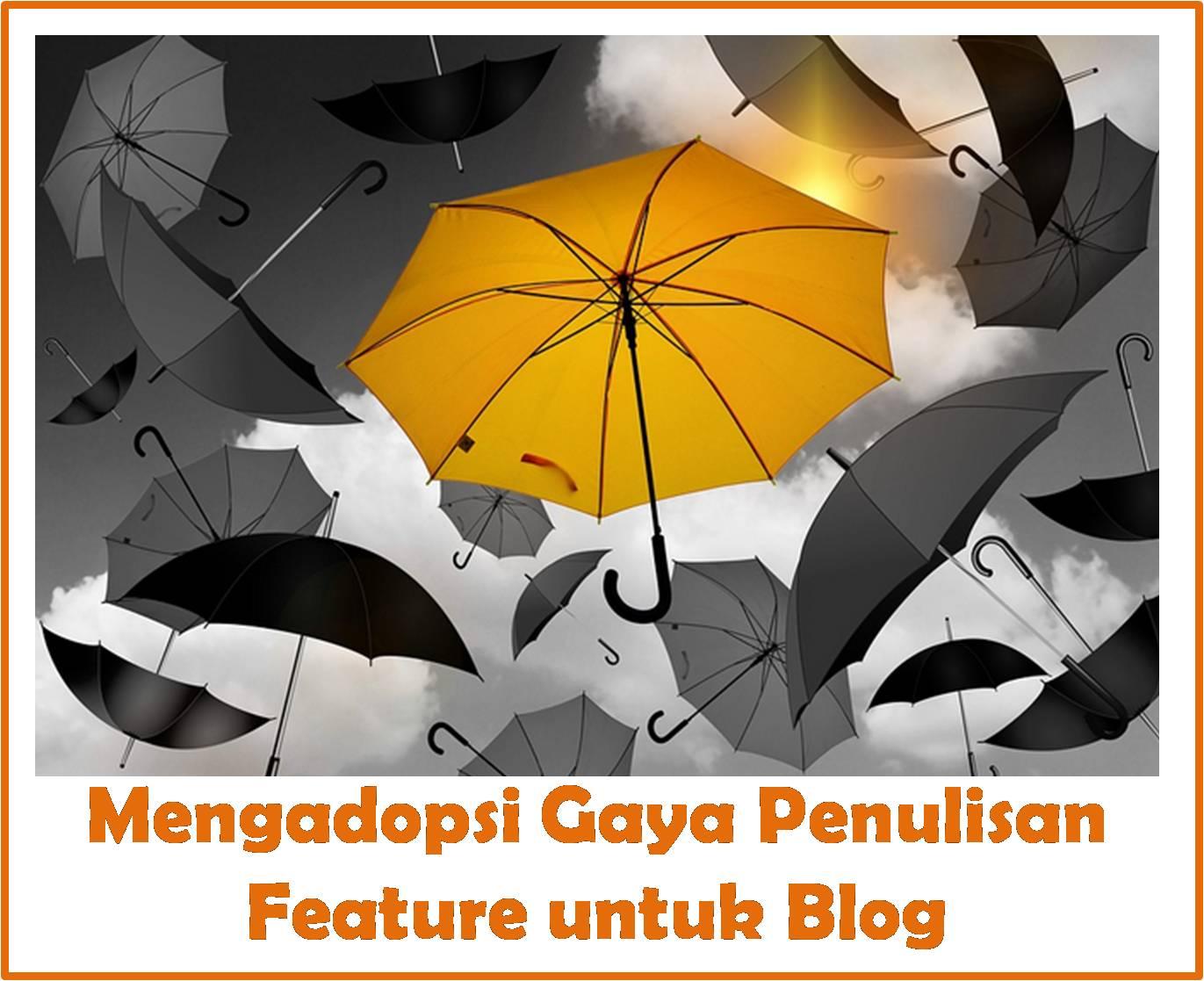 Feature untuk Blog
