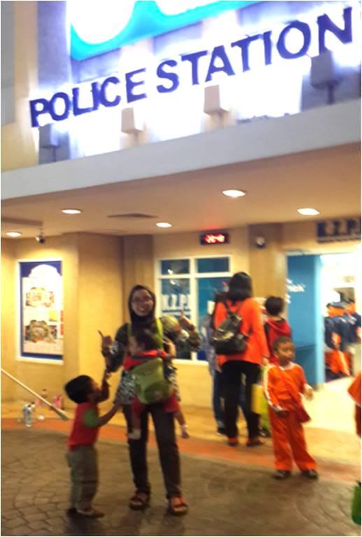 Police Station KidZania