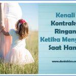 Kenali Kontraksi Ringan Ketika Menyusui Saat Hamil