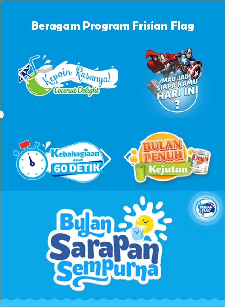 beragam program untuk meningkatkan awareness masyarakat