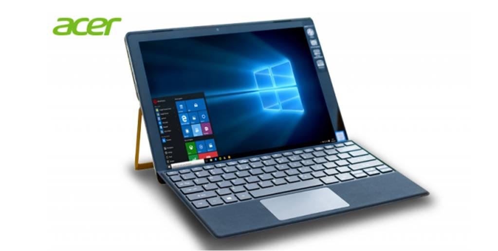 bobot ringan dan mudah dialih fungsi antara tablet dan notebook