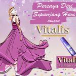 Tampil Percaya Diri Sepanjang Hari dengan Vitalis Fragranced Body Spray