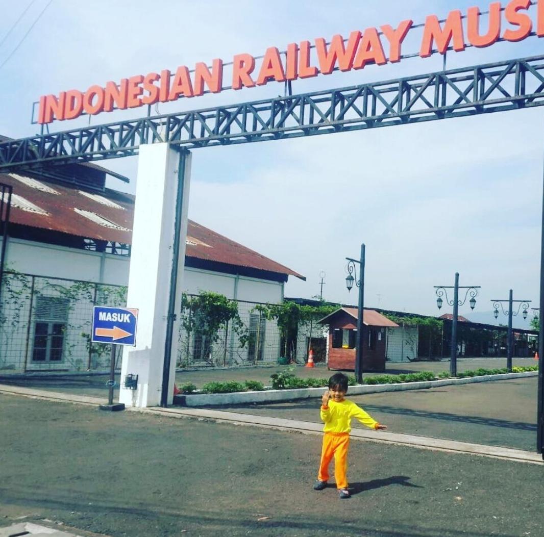 Museum Kereta Semarang