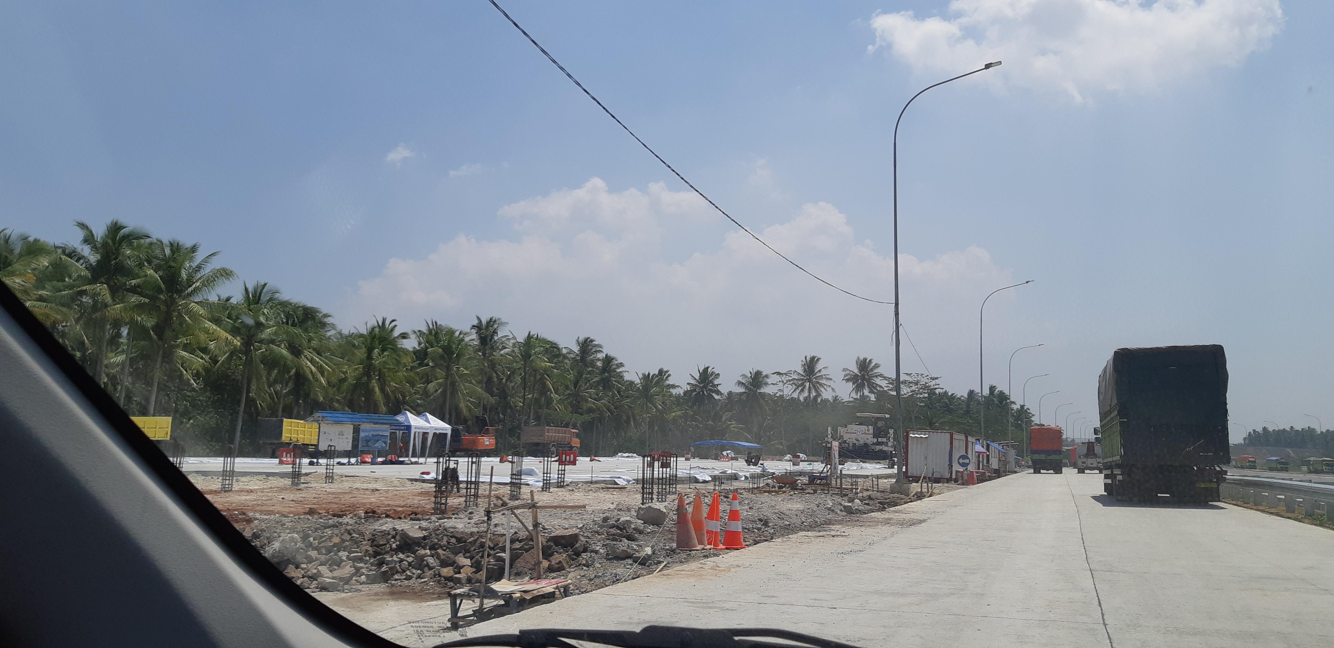 Rest Area tol trans sumatera