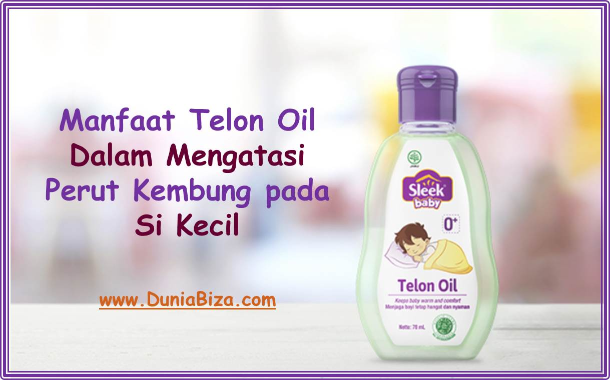 Sleek Baby Telon Oil