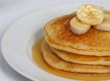 Banana Pancake Camilan sehat