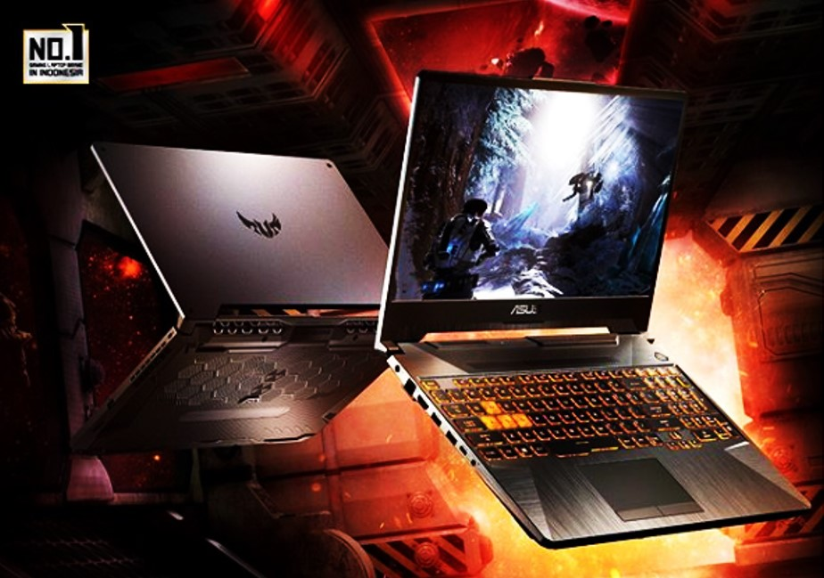 Finally, Menemukan Laptop Gaming Amazing Harga Miring: ASUS TUF Gaming A15