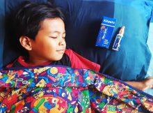 Agar Tidur Nyenyak