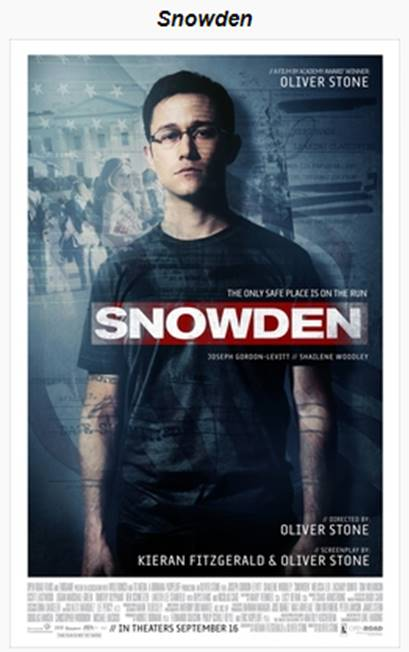 Review Film Snowden