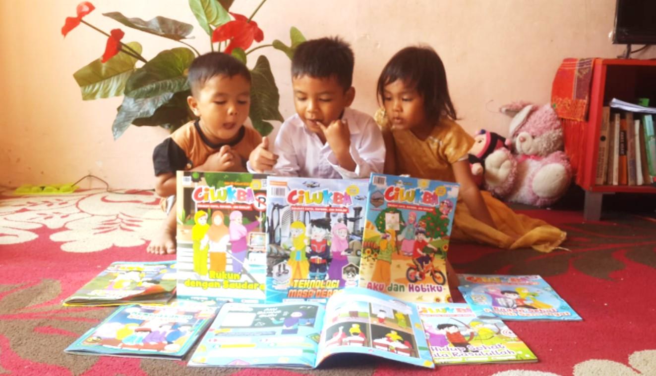 Majalah Cilukba Junior