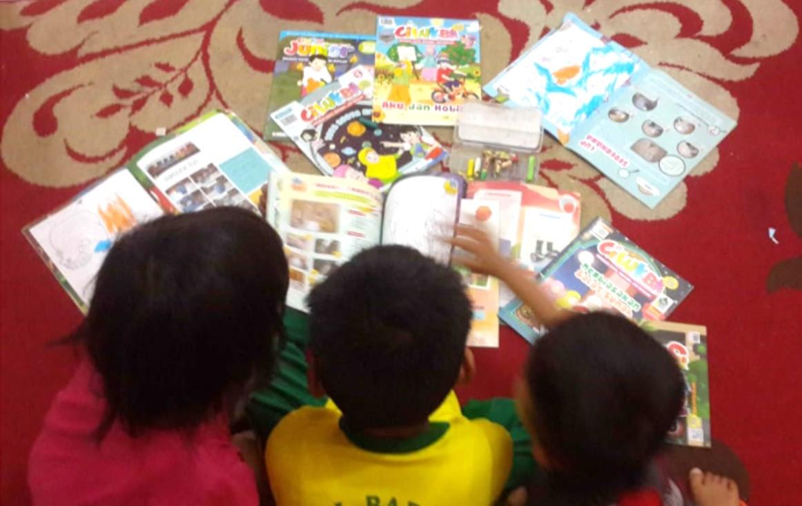 Majalah Anak Cilukba