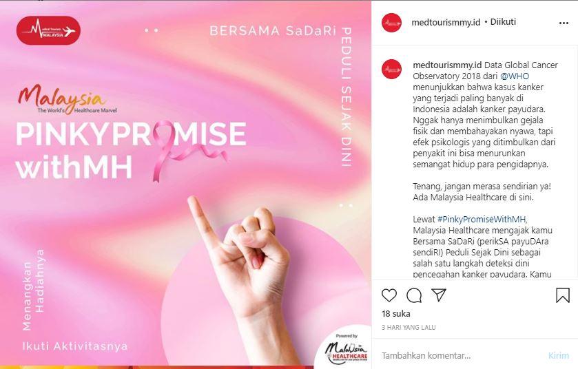 Memilih Pengobatan Kanker Payudara di Malaysia - Dunia Biza