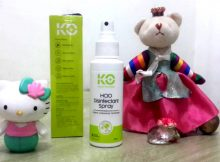 KO Virus HCIO Disinfectant Spray