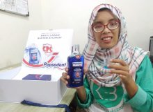 Pepsodent Active Defence Mouthwash