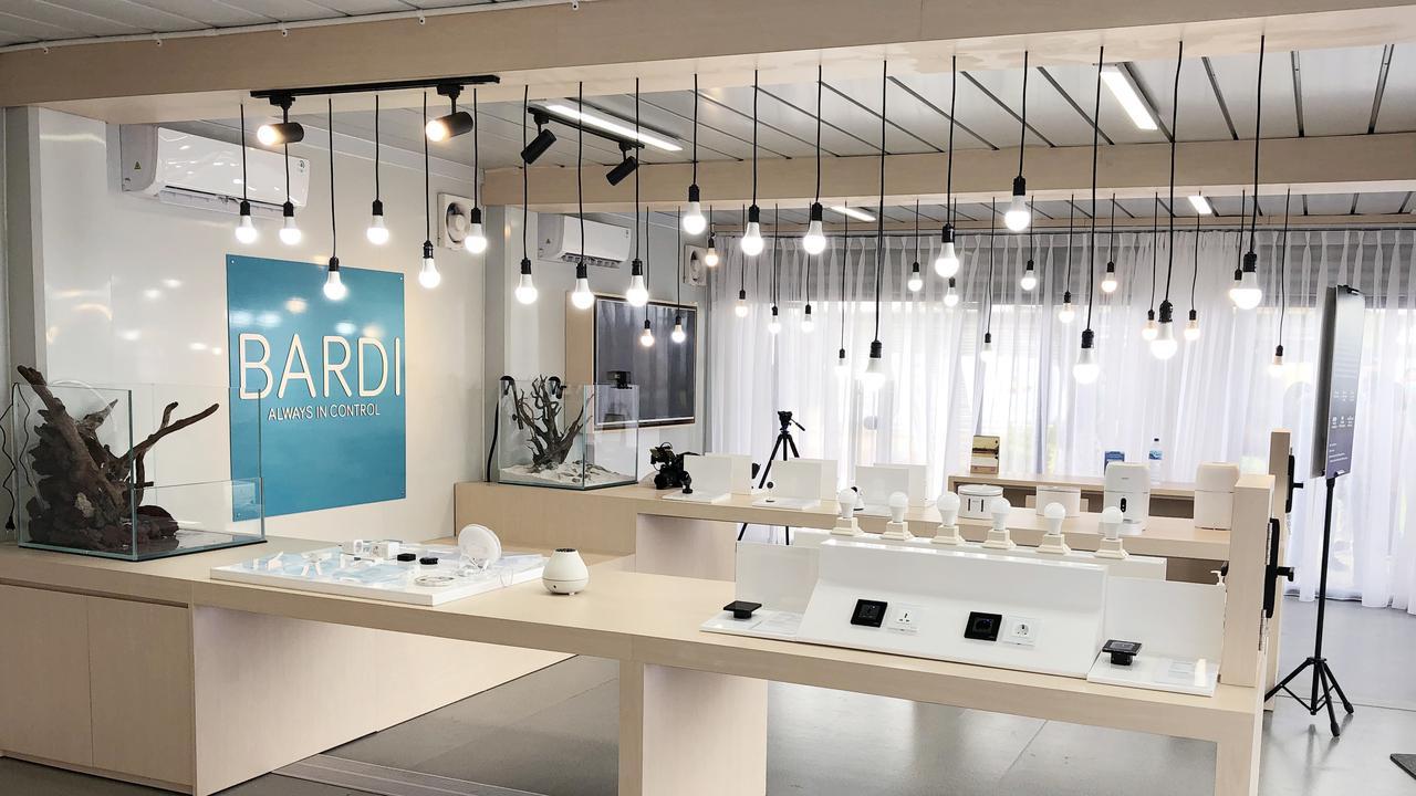 Showroom Bardi Smart Home