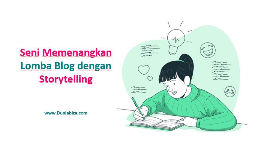 Menulis Storytelling
